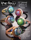 Renee Wiggins 9th annual women in glass Flow Magazine Winter 2013